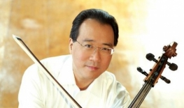 Yo Yo Ma first PCI Honorary Patron