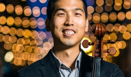 Brian Yoon joins 2019 PCI Faculty