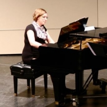 Jenn Voth-Crawford - Piano accompaniment